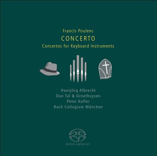 Poulenc: Concerto