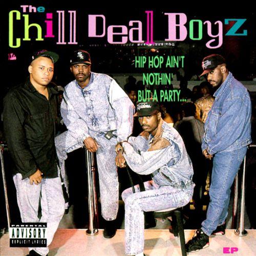 Hip Hop Ain't Nothin' But a Party