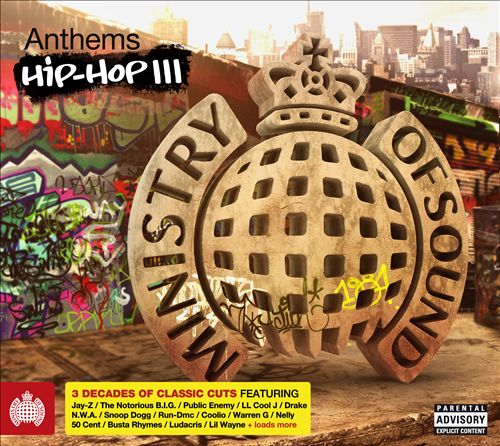 Ministry of Sound: Anthems Hip-Hop III