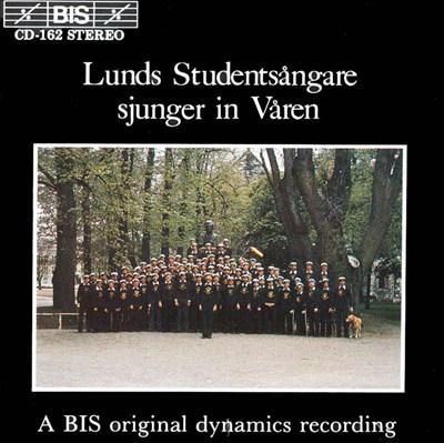 Lunds Studentsångare: Spring Concert