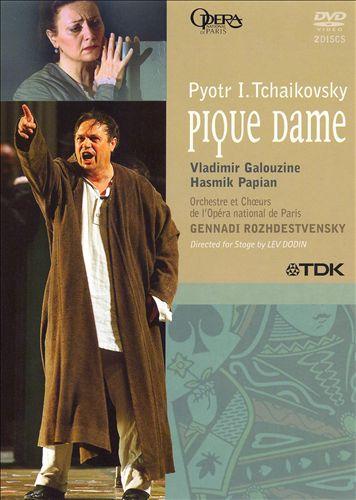 Tchaikovsky: Pique Dame [DVD Video]