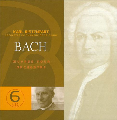 Bach: Oeuvres pour Orchestre