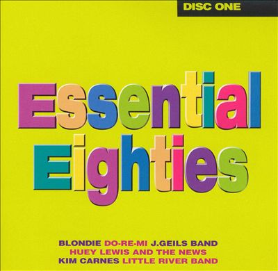 Essential Eighties [EMI Disc One]