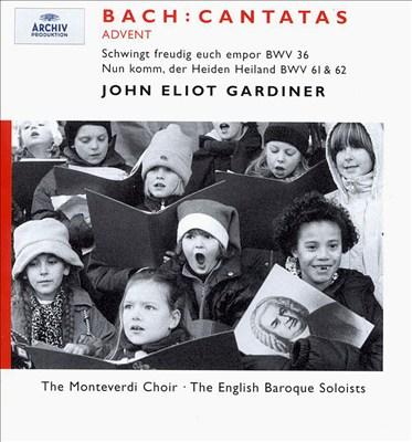 Bach: Advent Cantatas