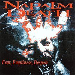 Fear Emptiness Despair
