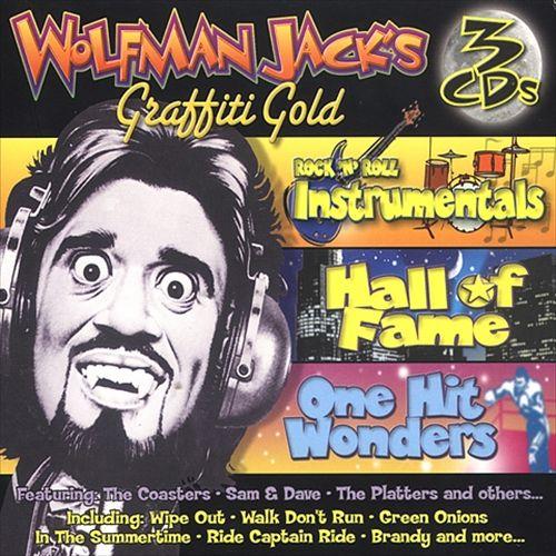 Wolfman Jack's: Graffiti R&R Instrumentals