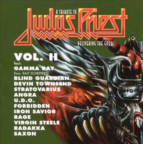 A Tribute to Judas Priest, Vol. 2: Delivering the Goods