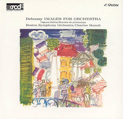 Debussy: Images for Orchestra