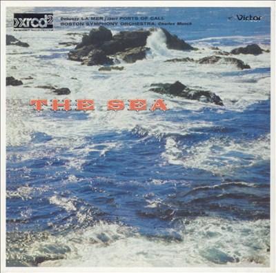 Debussy: La Mer; Ibert: Escales