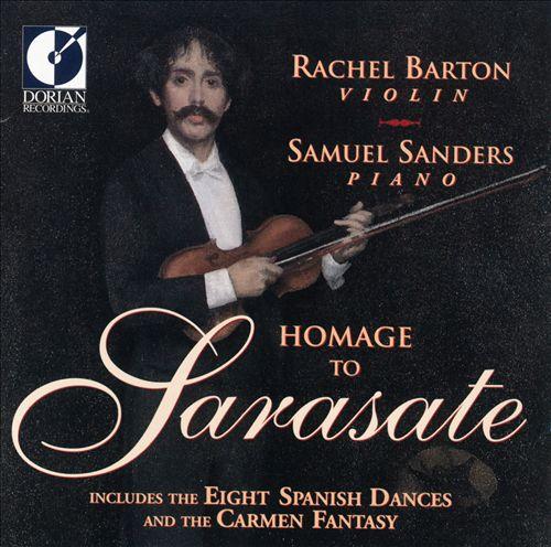 Homage to Pablo de Sarasate