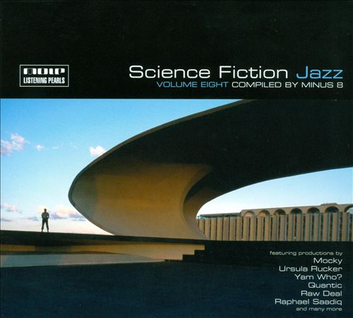 Science Fiction Jazz, Vol. 8