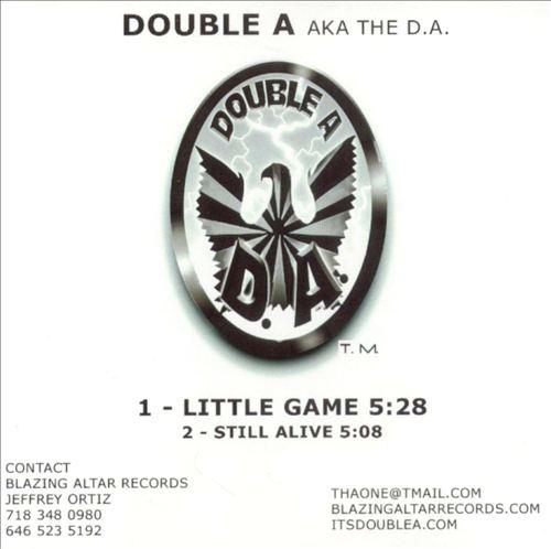 Double A  A.K.A. The D.A.