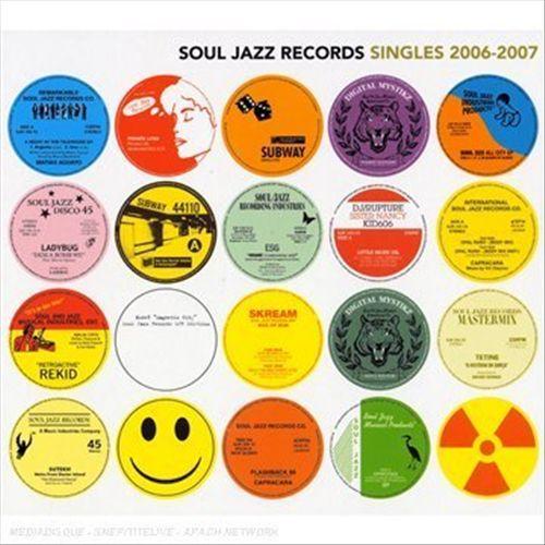 Soul Jazz Records Singles 2006, Vol. 7