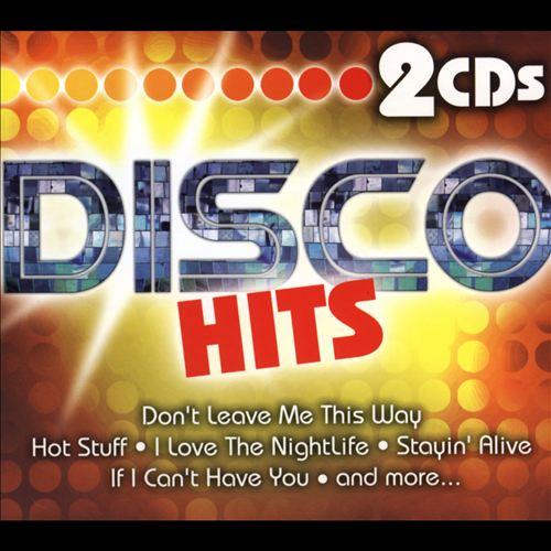 40 Original Disco Hits