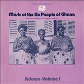 Music of the People of Ghana, Vol. 1