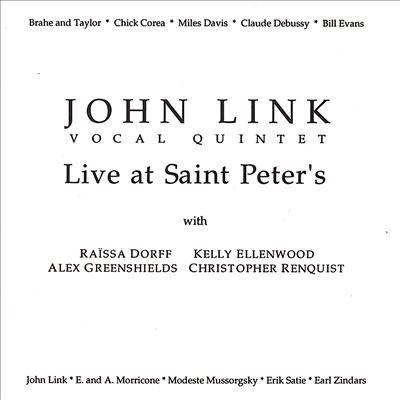 Live at Saint Peter's