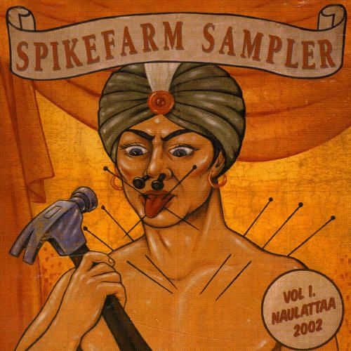 Spikefarm Sampler