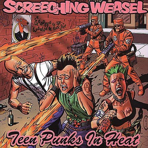 Teen Punks in Heat