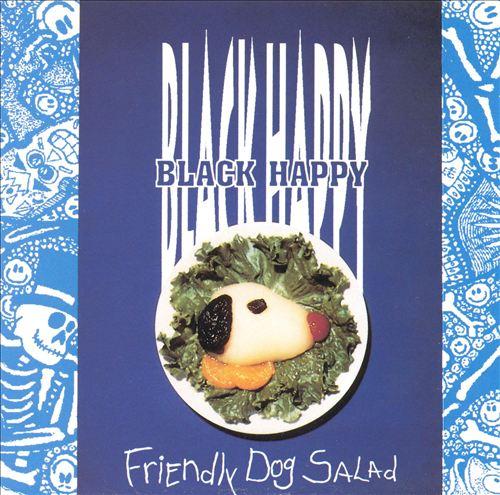 Friendly Dog Salad