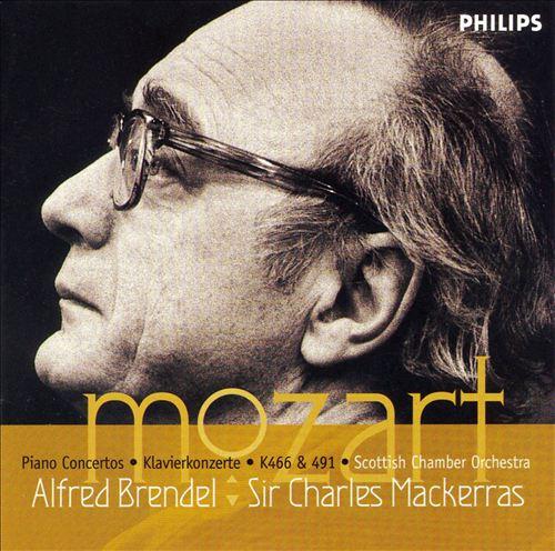 Mozart: Piano Concertos K466 & 491