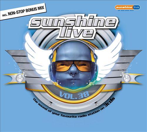 Sunshine Live, Vol. 38