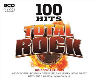 100 Hits: Total Rock