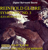 Gliere: Symphony No. 3