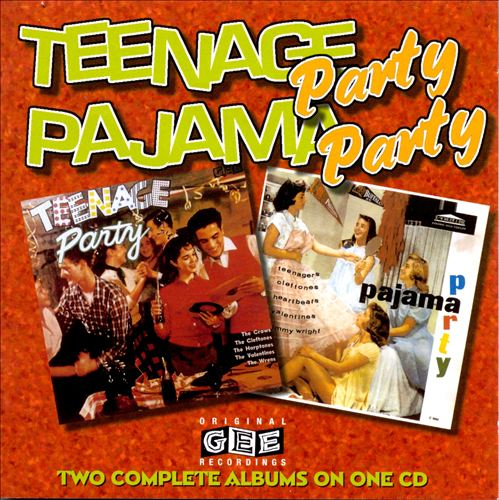 Teenage Party/Pajama Party