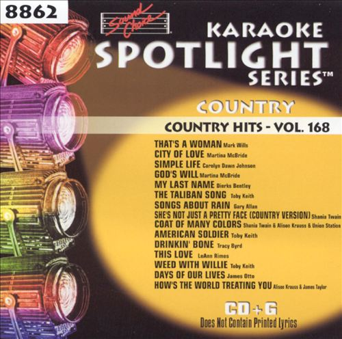 Country Hits, Vol. 168