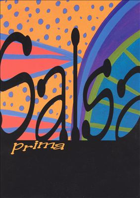 Salsa Prima [BMG Greeting Card CD]