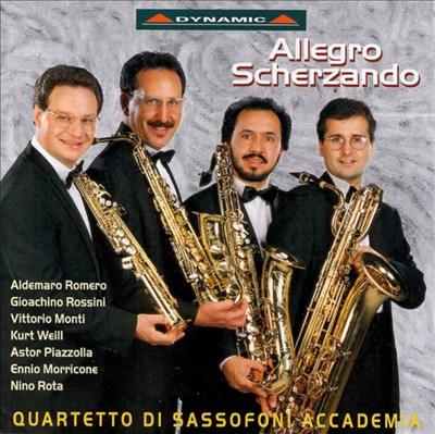 Allegro Scherzando