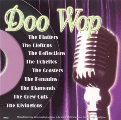 Doo Wop, Vol. 1 [Platinum]