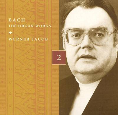 Bach: The Organ Works, Disc 2