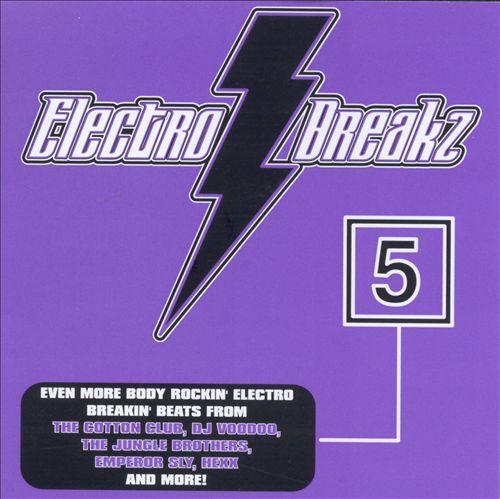 Electro Breakz, Vol. 5