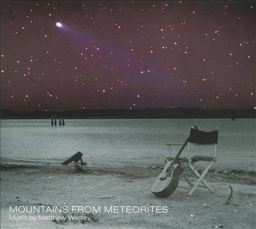 Mountains from Meteorites
