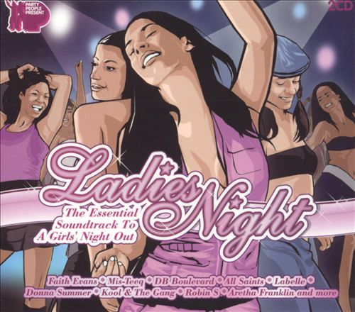 Party People Presents Ladies Night