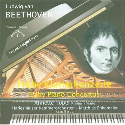 Beethoven: Early Piano Concertos
