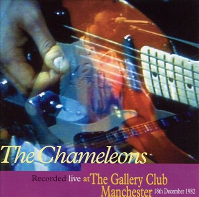 Live at the Gallery Club, Manchester, 1982