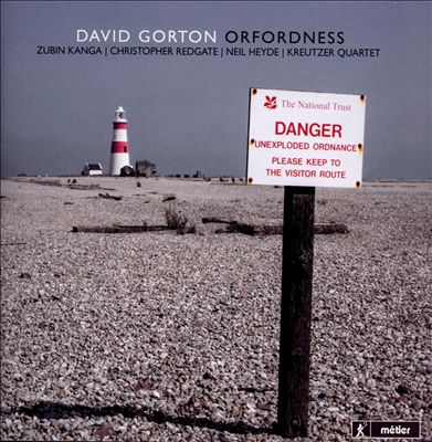 David Gorton: Orfordness