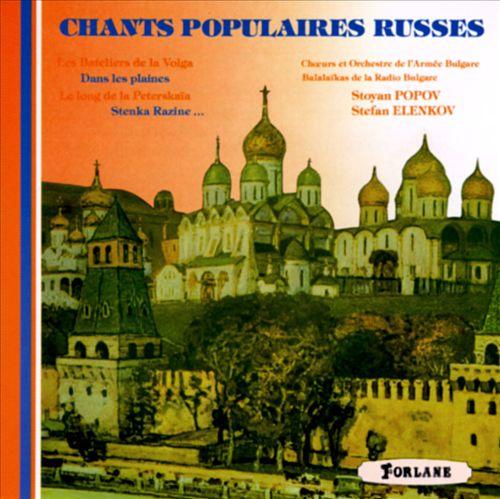 Chants Populaires Russes