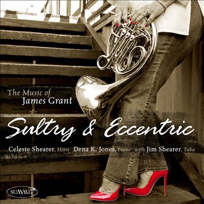Sultry & Eccentric: The Music of James Grant