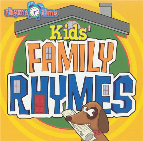Rhyme Time: Kids Family Rhymes