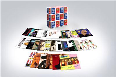 Stock, Aitken & Waterman CD Singles Box