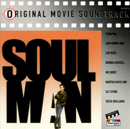 Soul Man [A&M Original Soundtrack]