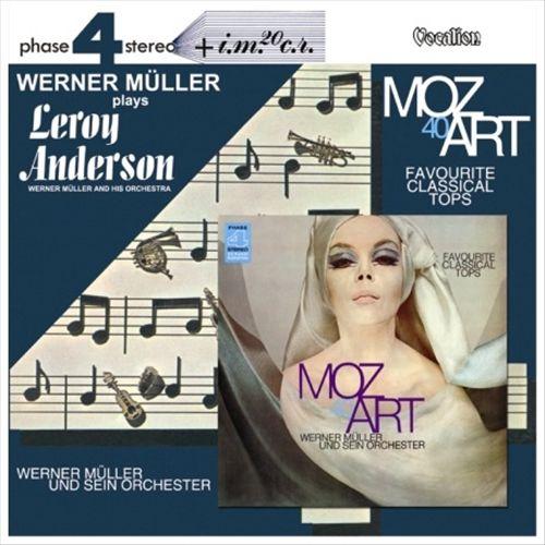 Werner Müller Plays Leroy Anderson / Mozart 40