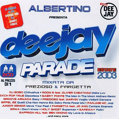Deejay Parade Summer 2003