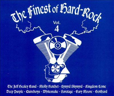 The Finest of Hard-Rock, Vol. 4