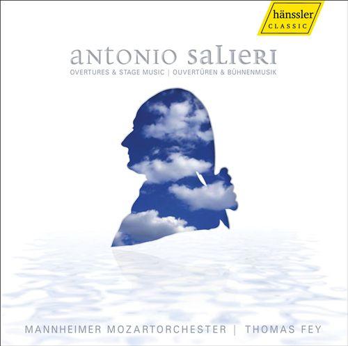 Salieri: Overtures & Stage Music, Vol. 2