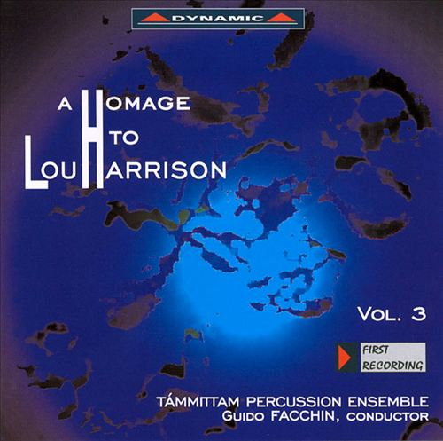 Homage to Lou Harrison, Vol. 3