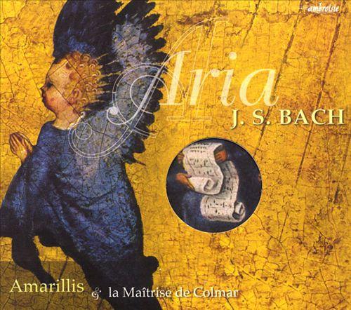 Bach: Aria